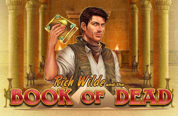 book of dead casino pokie